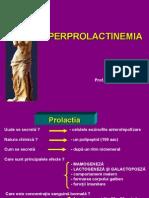 Hiperprolactinemiile