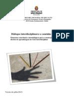 Dialogos Interdisciplinares a Caminho Da Autoria