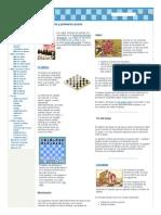 Reglas Básicas y Primeros Pasos - 123 Ajedrez