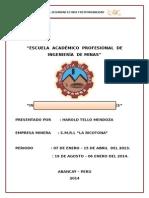 Noel Cuchillo Cortez - Informe Practicas