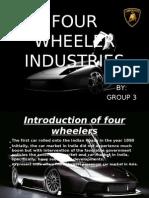 Four Wheeler Industries
