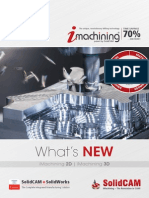 SolidCAM 2015 IMachining Whats New