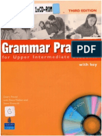Grammar Practice for Upper Intermediate Students With Key Longman