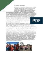 Situación de Los Pueblos Indígenas Latinoamérica