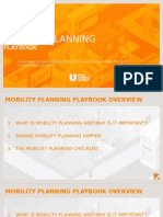 Mobility Playbook Final