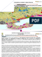 Nuevo Plan Director Urbano 2015 (Preliminar Para Consulta Publica)