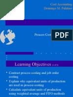Process Cost