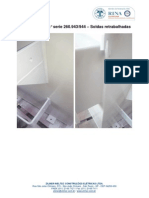TCI 112,5kVA – n° serie 260.943-944 – Soldas retrabalhadas