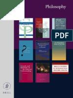 Catálogo filosofia 2015