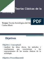 Clase Magistral No. 5 Teoría Clásica Del Sistema Social- Carlos Marx
