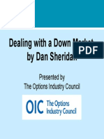 Dealing With a Down Market