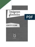 Mirce Eliade Imágenes y Símbolo p1