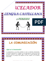 Parcelador Español 3 Periodo
