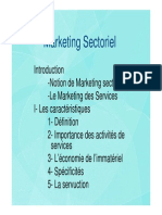 Marketing Sectorieln