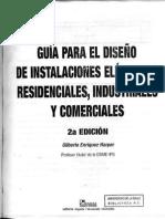 57171301 Guia Para El Diseno de Instalaciones Electricas Residenciales Industriales y Comerciales