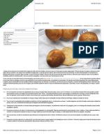 Pan o Panecillos de Hamburguesa Casero - Recetasderechupete.com