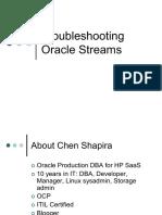38807770 Troubleshooting Oracle Streams