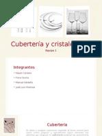 Cristalería y Cubertería