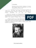 Biografía Daniel Goleman