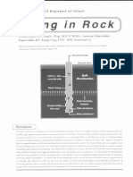 Long and Collins 1999 IEI Piling in Rock
