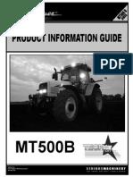 MT500B CVT