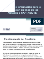 Presentación CAPTASIUTE 20091205