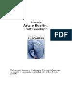 Resumen Arte e Ilusion