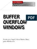 Buffer Overflow Windows Por Ikary