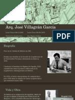 Arq. José Villagran