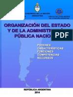 Organizacion Del Estado y de La AdministracionPúb. Nacional
