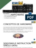 Sistemas distribuidos Hardware