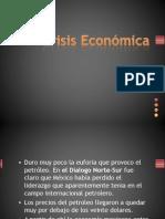 Crisis Economica en México