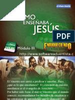 Como Enseñar Como Jesus