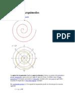 Espiral de Arquímedes