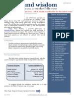 13F - Market Folly - Analysis of 13f - Market Folly - Analysis of 13fMay 2012