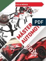 Master Automotriz 2015