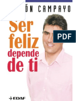 Ser Feliz Depende de Ti - Ramon Campayo
