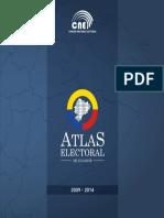 Cne Atlas Electoral