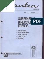 Citroen Xantia Manual Taller Citroen Suspension