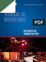 Tecnicas de Microfoneo