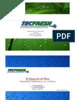 El Agua en el Peru