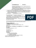 Divisibilidad en N - Múltiplos y Divisores