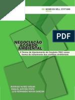 Negociacao e Acordo Ambiental Tac Bollbrasil