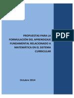 Propuestas del Aprendizaje Fundamental Matemática.pdf