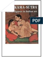 Kama Sutra Erotic Figures in Indian Art