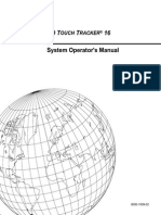 Touch Traker 16 User Manual