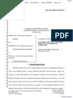 Amiga Inc v. Hyperion VOF - Document No. 81