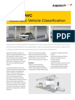 Sistem AVC Perusahaan Kapsch