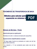 McCabe Thiele