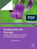 Producción de Forraje